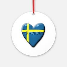 Swedish Ornament (Round)