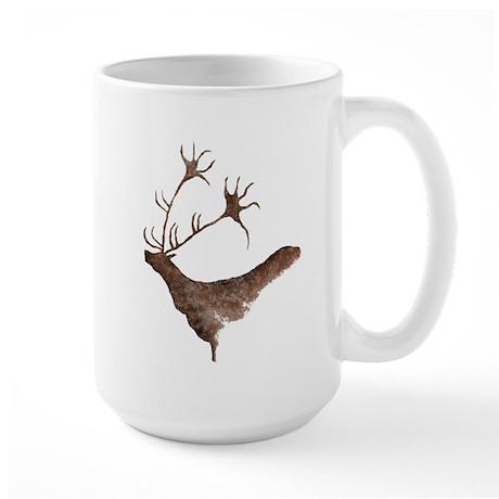 Elk only Large Mug