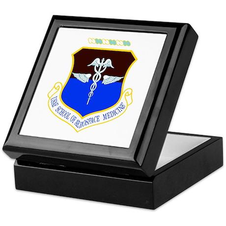 Aerospace Medicine Keepsake Box
