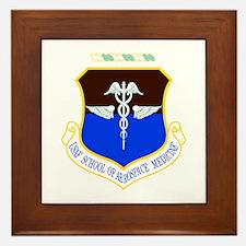 Aerospace Medicine Framed Tile