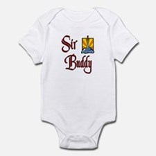 Sir Buddy Infant Bodysuit