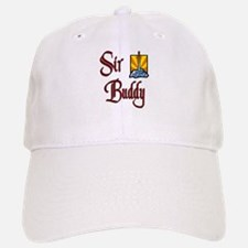 Sir Buddy Baseball Baseball Cap