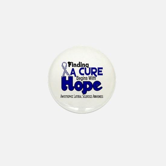 HOPE ALS 5 Mini Button