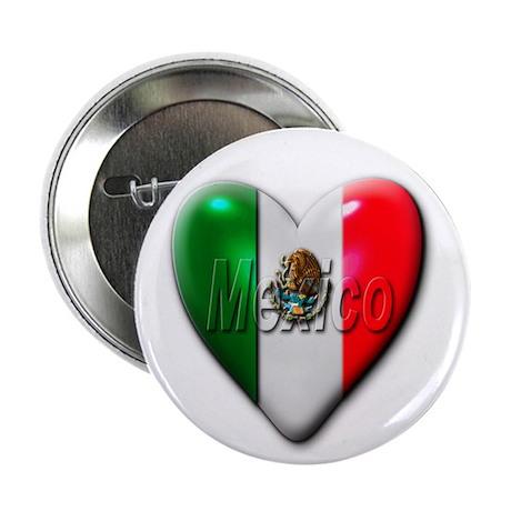 """Mexico 2.25"""" Button"""