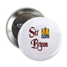 "Sir Bryson 2.25"" Button"