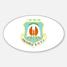 Air Force ROTC Oval Bumper Stickers