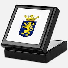 Cute Netherlands Keepsake Box