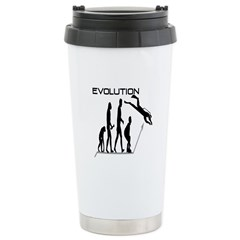 Evolution to Scuba Travel Mug