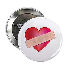 """Healing Heart 2.25"""" Button (10 pack)"""