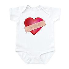 Healing Heart Infant Bodysuit