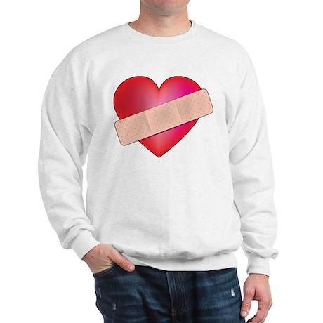 Healing Heart Sweatshirt