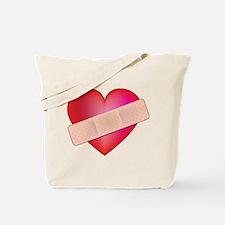 Healing Heart Tote Bag