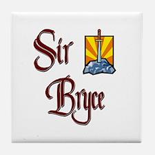 Sir Bryce Tile Coaster
