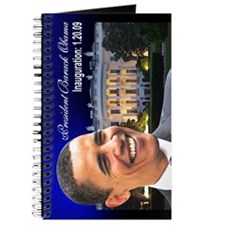 Witness to History Obama Journal (white house)