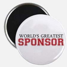 World's Greatest Sponsor Magnet