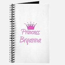 Princess Bryanna Journal
