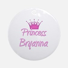 Princess Bryanna Ornament (Round)