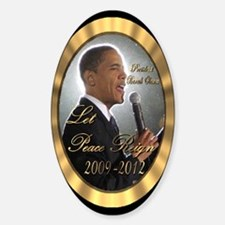 Inauguration Decal