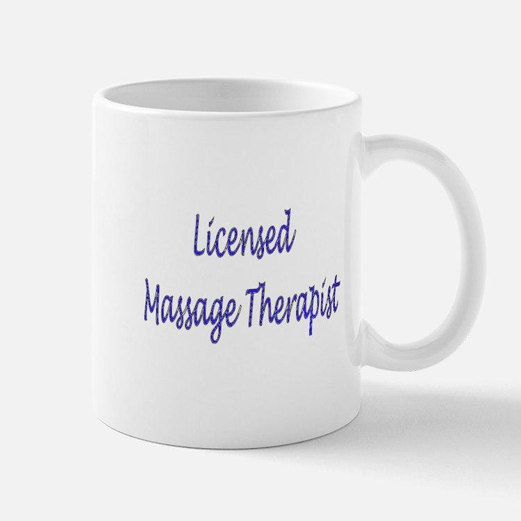 Licensed Massage Therapist Mug
