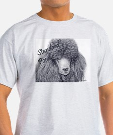 The Standard Poodle T-Shirt