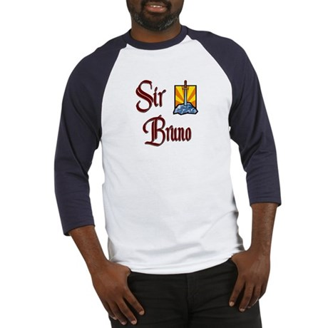 Sir Bruno Baseball Jersey