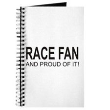 Proud Race Fan Journal