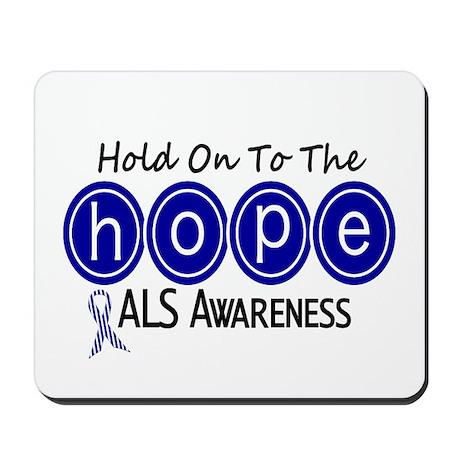 HOPE ALS 6 Mousepad