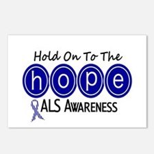 HOPE ALS 6 Postcards (Package of 8)