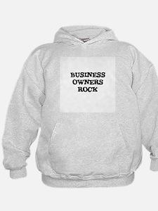 BUSINESS OWNERS   ROCK Hoodie