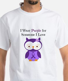 I Wear Purple T-Shirt