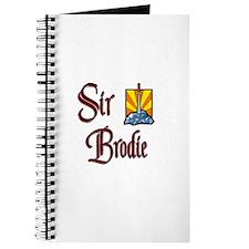 Sir Brodie Journal