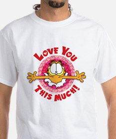 Love You This Much! Shirt