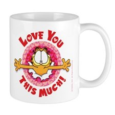 Love You This Much! Mug