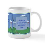 Golf Quotes Tri Mug