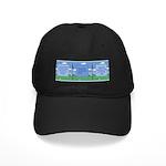 Golf Quotes Tri Black Cap