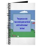 Golf Quotes Sneed Journal