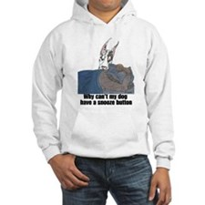 CH Snooze Button Hoodie