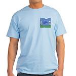 Golf Quotes Trevino Light T-Shirt
