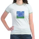 Golf Quotes Trevino Jr. Ringer T-Shirt