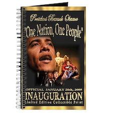 Inauguration Journal