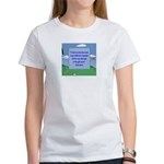 Golf Quotes Aaron Women's T-Shirt