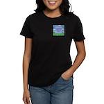 Golf Quotes Aaron Women's Dark T-Shirt