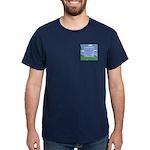 Golf Quotes Aaron Dark T-Shirt