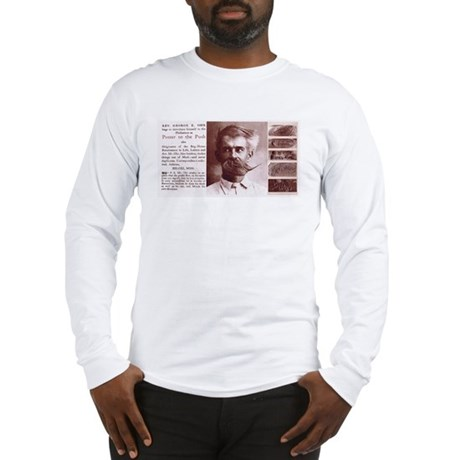 GEORGE OHR Long Sleeve T-Shirt