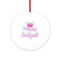Princess Bridgett Ornament (Round)