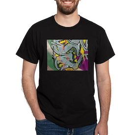 Closeup graffiti T-Shirt