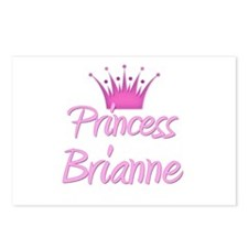 Princess Brianne Postcards (Package of 8)