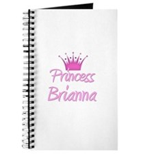 Princess Brianna Journal