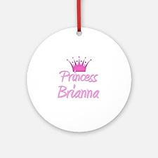 Princess Brianna Ornament (Round)