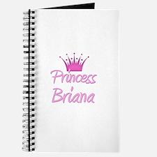 Princess Briana Journal